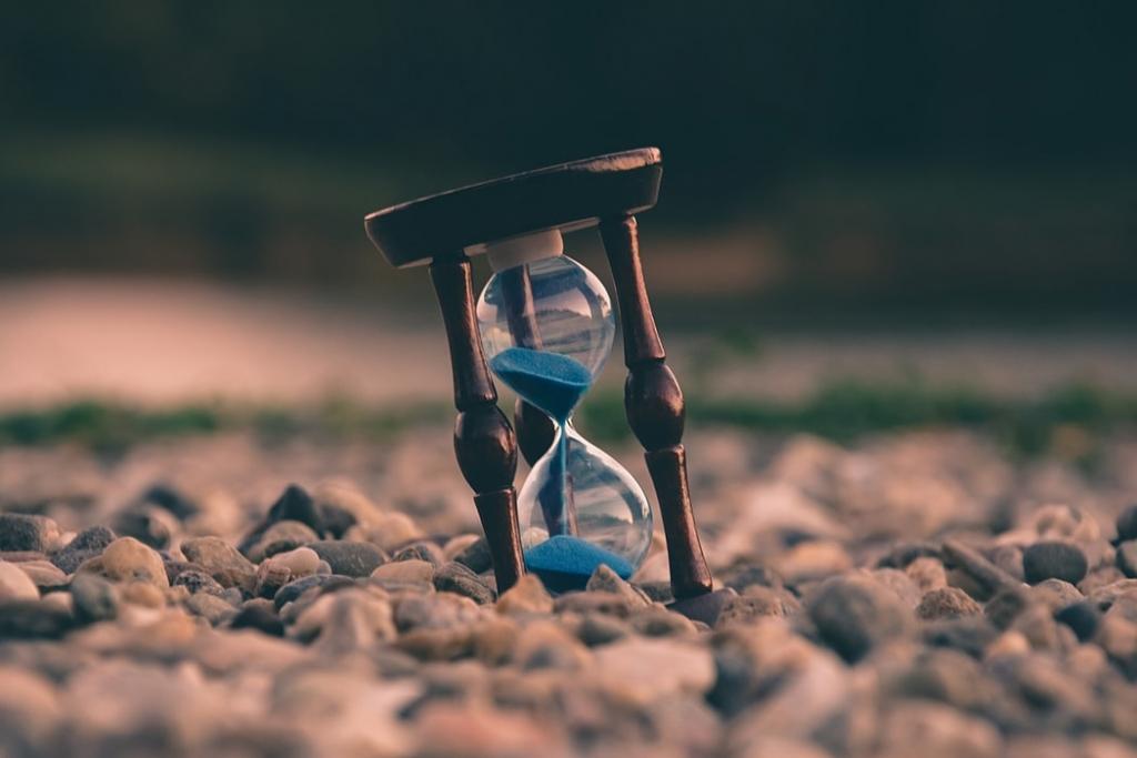 5 metode prin care poți să folosești timpul în favoarea ta (Partea I )